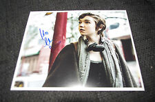 Julia Sarah Stone Signed Autograph 20x25 Inch Photo InPerson LOOK