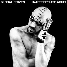 GLOBAL CITIZEN - INAPPROPRIATE ADULT - GREY/BLACK A/B EFFECT 180G Double Vinyl