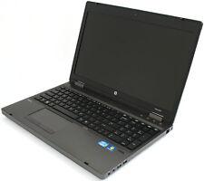 "HP Probook 6570b 15.6"" Business Laptop i7 3520 2.9GHZ 8GB 500 DVDRW USB 3 RS232"