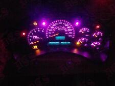 DIY PINK LED Upgrade Kit - Silverado Suburban Sierra Escalade H2 Tahoe Yukon GM