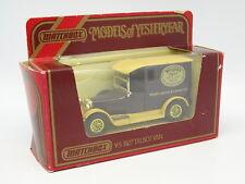 Matchbox 1/50 - Talbot Van 1927 Wright