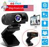 HD1080P Webcam HD Cam USB Web Camera W/Built-in Microphone For PC Laptop Desktop