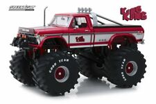 1975 FORD F-250 MONSTER TRUCK (WITH 66-INCH TIRES) 1/18 scale DIECAST CAR