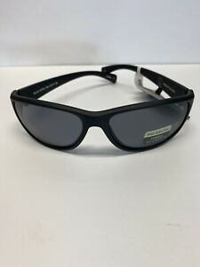 Fossil Military Gear Sunglasses MIL52/S PS7001 Black Polarized Free Shipping