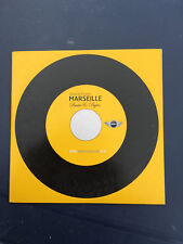 CD SINGLE CARDSLEEVE MARSEILLE SOUND & PICTURE BEATS & BYTES MINI COOPER