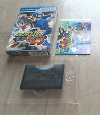 Rockman Exe WS Megaman Mega Man - Bandai WonderSwan WS Complet NTSC-J JAP JAPAN
