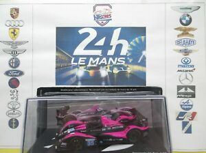 1/43 24h du Mans 2010 Pescarolo 01 EVO Judd #35 Lahaye-Moreau-Charouz Altaya