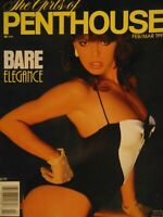 The Girls of Penthouse February March 1991    #4139