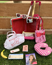 American Girl Travel in Style Luggage & Accessories-Retired