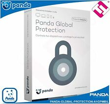ANTIVIRUS PANDA GLOBAL PROTECTION 2017 5 DISPOSITIVOS WINDOWS XP 7 8 10 MAC