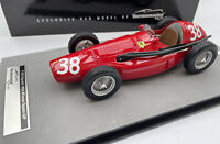 FERRARI 553 Squalo F1 race car Spanish GP 1954 Hawthorn 1:18 Tecnomodel 18-150B