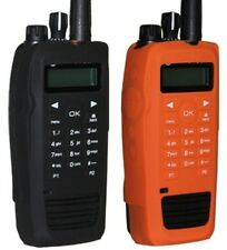 New Radio Grips  MotoTRBO XPR6550 Series FULL Keypad  Silicone Case **BLACK**