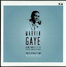 """MARVIN GAYE ONCE UPON A TIME VINILE 7""""  RECORD STORE DAY 2015 NUOVO"""