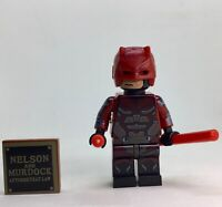 DAREDEVIL Marvel mini SUPER HEROES  minifigure lego movie ENDGAME