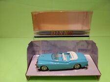 DINKY TOYS DY29 BUICK SKYLARK 1953 CONVERTIBLE - BLUE 1:43 - GOOD IN BOX