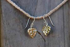 Heart Earrings Sterling Silver New Jewelry Drop Earrings Shipping Included
