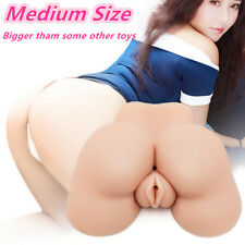 New 3D Silicone Sex Ass Doll Realistic Lifelike Real Adult Male Love Toy For Men