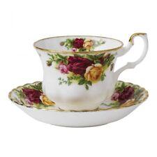 Royal Albert - Tazza The con piatto Old Country Roses OCR 0,20 l - RIVENDITORE