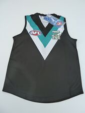 AFL PORT ADELAIDE KIDS FOOTY JUMPER/GUERNSEY  - BRAND NEW