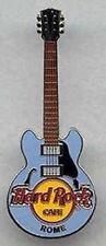Hard Rock Cafe ROME 2006 Baby Blue CORE GUITAR Series PIN 4 String #33010