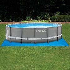 Intex Ø 549 Bodenschutzplane Unterlegeplane Bodenplane Bodenschutz Poolschutz