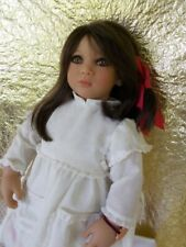 "Anna Ii by Annette Himstedt 1998 26 3/8"" tall - New in box - Many Photos *Rare*"