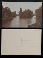 412-PARIS -5156 Bois de Boulogne - Le Lac. (Photo DIX)