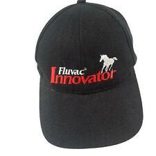 Fluvac Innovator Fort Dodge Strapback Hat Horse Vaccine