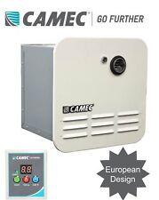 Camec Digital Instantaneous Gas Hot Water Heater - White Door - Caravan RV - HWS