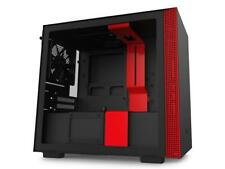 NZXT H210 - Mini-ITX PC Gaming Case - Front I/O USB Type-C Port - Tempered Glass