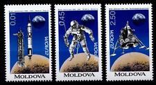 Entdeckungen und Erfindungen. Weltraumforschungen. Moldawien 1994