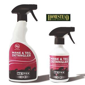 Net-Tex Mane & Tail Detangler for Horses