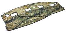 NEW Realtree AP Camo Camouflage Dash Mat Cover / FOR 2003-05 DODGE RAM TRUCK