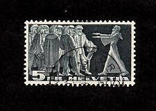 Switzerland - 1938 - SC 245 - Used - Diet of Stans