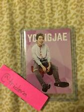 GOT7 Star Collection #65 YoungJae Pastel Card Official Top Loader Sleeve KPOP