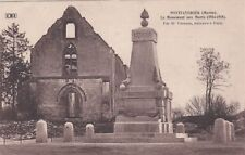 CPA 51 PONTFAVERGER (Marne) Le Monument aux Morts (1914-1918)