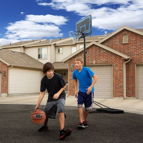 Info Spalding 44 Portable Basketball System Travelbon.us