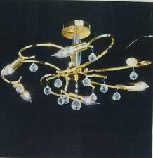 HONSEL Deckenlampen & Kronleuchter aus Metall mit 4-6 Lichtern