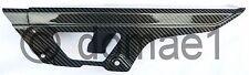 Kawasaki Z750 carbon fiber chain guard 2003-2006 protector  (don't fit at Z750S)