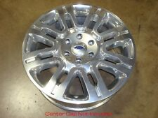 "20"" 09-14 Ford F-150 EXPEDITION WHEEL Rim Platinum LIMITED OEM Factory 3788 13"