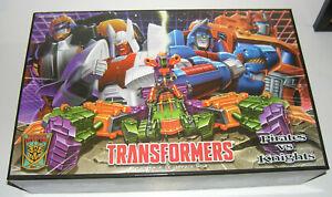 Botcon 2014 Transformers Pirates Vs Knights 5 Figure Box Set