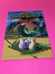 n64 yoshi's story survival guide book
