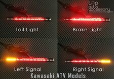 33-SMD LED Bar Brake Tail Light & Left/Right Turn Signal Lamp for Kawasaki ATV