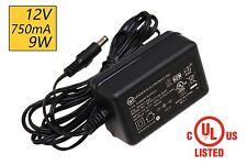 LEI POWER SUPPLY 503913-004 MT20-21120-A00F 110-127V 60HZ 0.25A 12V 750mA