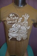 Mens Mr. Potato Head Wagon Of Parts Shirt New M