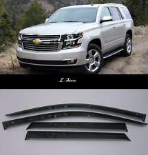 Chevrolet Tahoe (Z71) 2015-2018  Side Window Visors Sun Guard Vent Deflectors