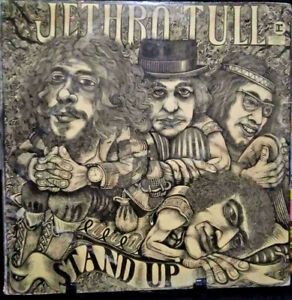 JETHRO TULL Stand Up Gatefold Album Released 1969 Vinyl Collection USA