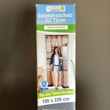 Insektenschutz für Türen 100 cm x 220 cm