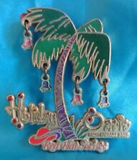 Red Hat Lady Society Holiday Oasis Palm Springs Golden Lapel Brooch Pin 2007