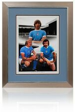 B Surname Initial Signed Football Prints
